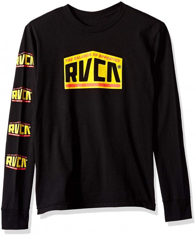 RVCA Boys Roadside Long Sleeve