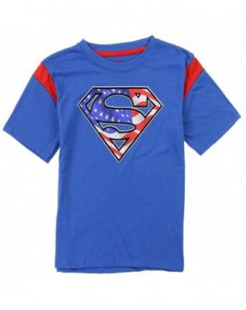 Justice League Little Superman Patriotic
