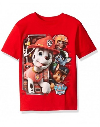 Patrol Little Characters Sleeve T Shirt