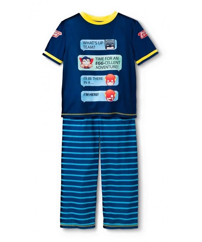 Justice League Boys Pajama X Small