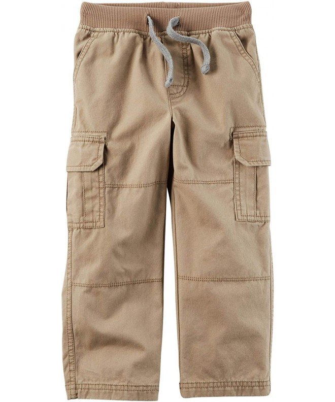 Carters Boys 4 8 Midtier Pants