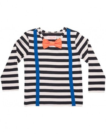 Bang Copenhagen Boys Striped T Shirt