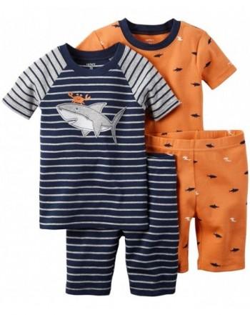 Carters Toddler Piece Cotton Sleepwear