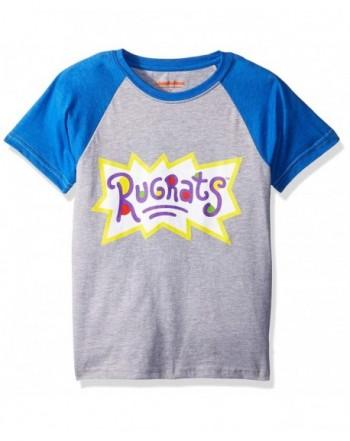 Nickelodeon Little Rugrats Short Sleeve