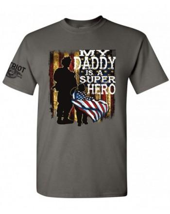 Daddy Super T Shirt Apparel Black