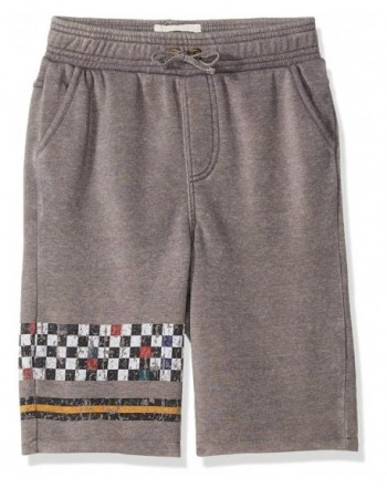 Butter Boys Mineral Fleece Short