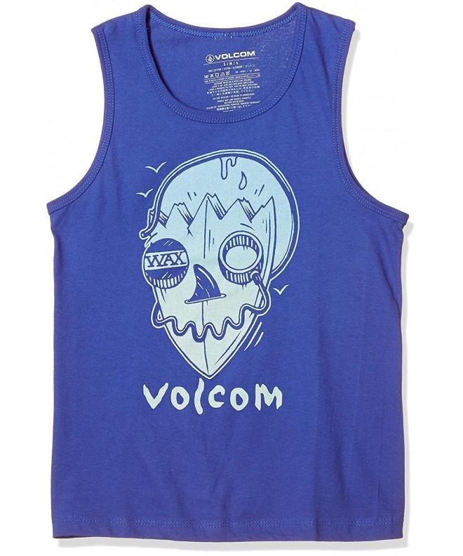 Volcom Surf Skull Tank Little