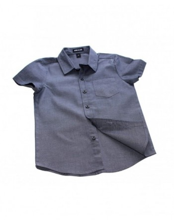 Cheap Designer Boys' Button-Down & Dress Shirts Online