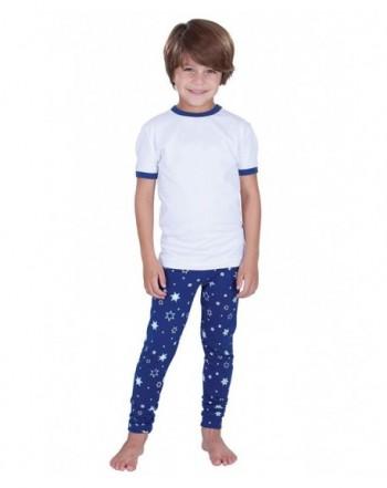 PajamaGram Cotton Short Sleeve Pajamas