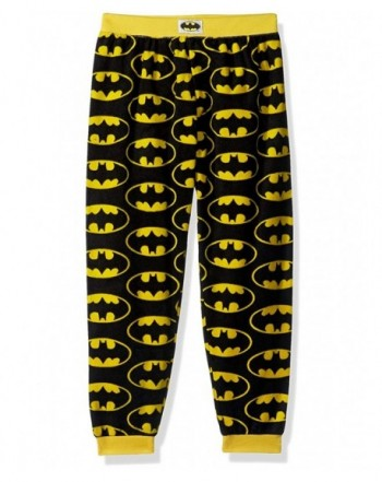 Batman Classic Fleece Pajama Little