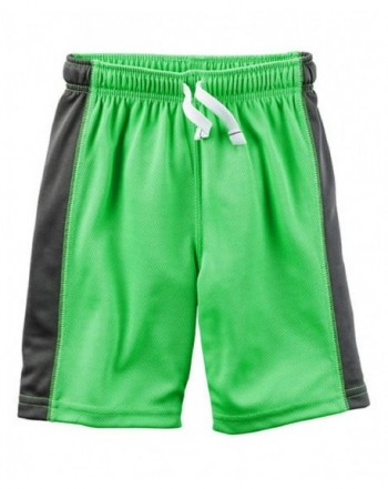 Carters Little Lightweight Athletic Shorts