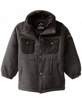 iXtreme Little Puffer Quilted Vestee