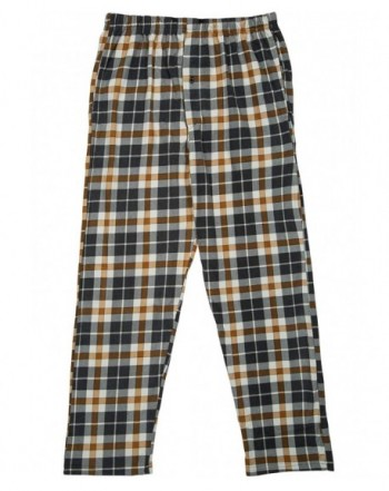 North 15 Plaid Fleece Pajama