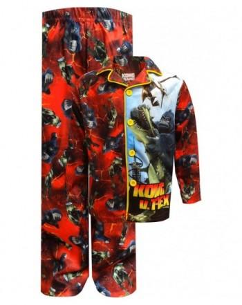 Kong King MicroFleece Pajama Sizes