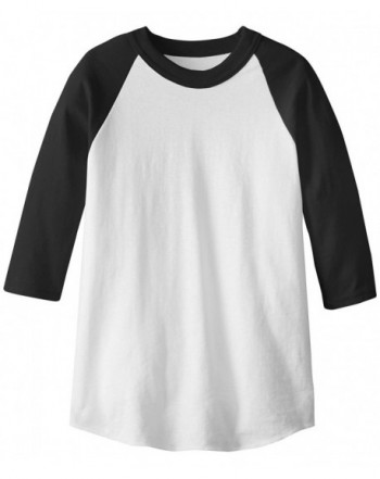 Soffe Kids Sleeve Baseball Jersey