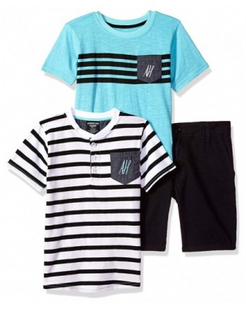 American Hawk Little Striped T Shirt