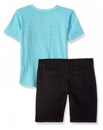 Designer Boys' Short Sets Clearance Sale