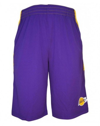 Outerstuff Angeles Lakers Jersey Shorts