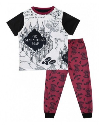 Harry Potter Boys Marauders Pajamas