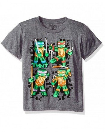 Nickelodeon Teenage Turtles Polycatatonic T Shirt