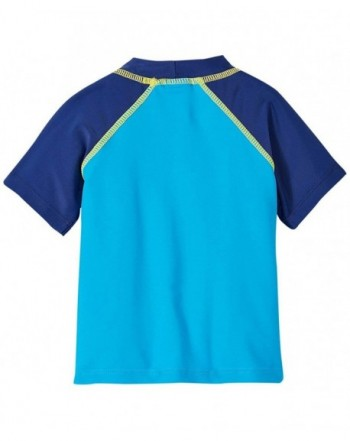 Fashion Boys' Rash Guard Shirts Clearance Sale