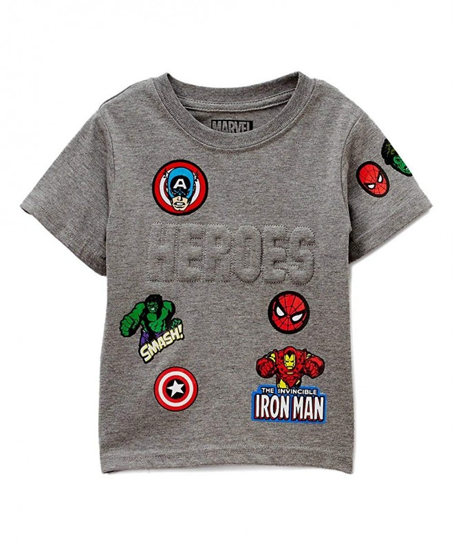 Avengers Toddler Little Heroes Shirt