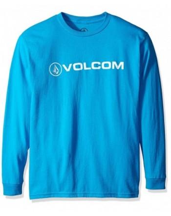 Volcom Boys Stone Branded T Shirts