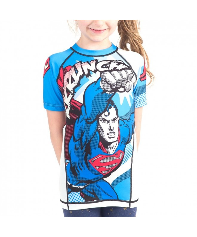Fusion Superman Krunch Compression Shirt