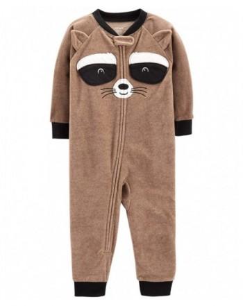Craters Little Footless Sleeper Pajamas