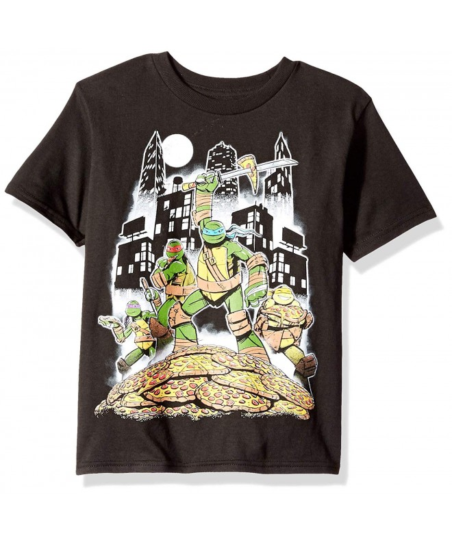 Teenage Mutant Ninja Turtles Little