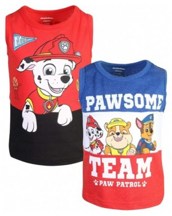 Nickelodeon Patrol Boys Fashion Tank