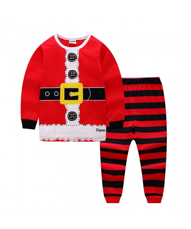 Toddler Girls Christmas pajama YSQA7471