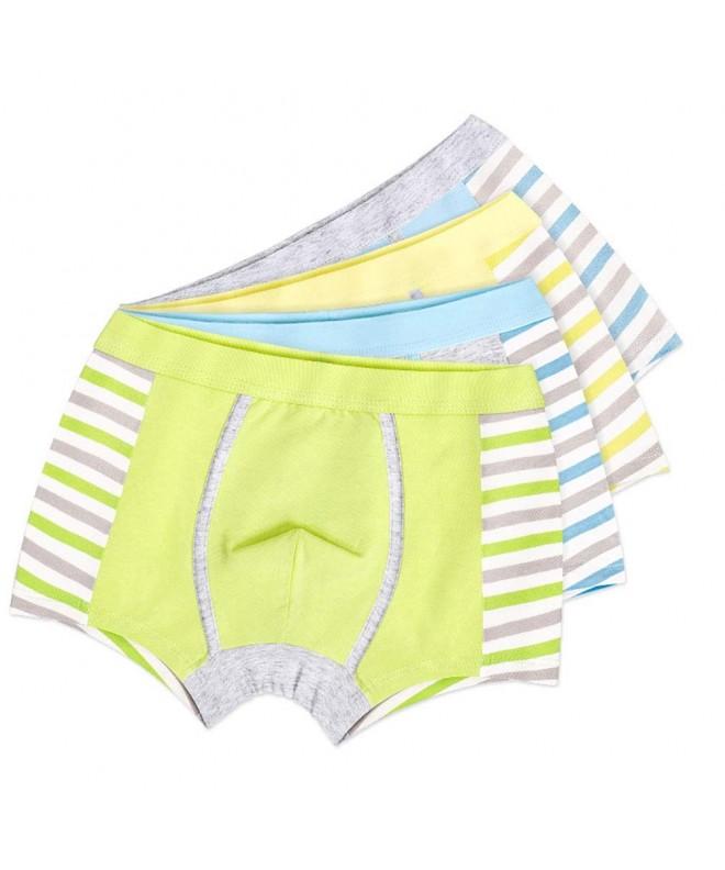 AJOMAN Underwear 4 Pack Adventures Briefs
