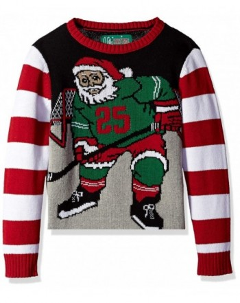 Ugly Christmas Sweater Company Hockey