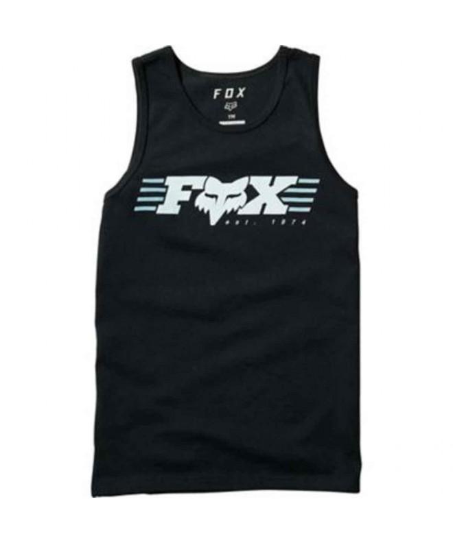 Fox Youth Muffler Shirt Black