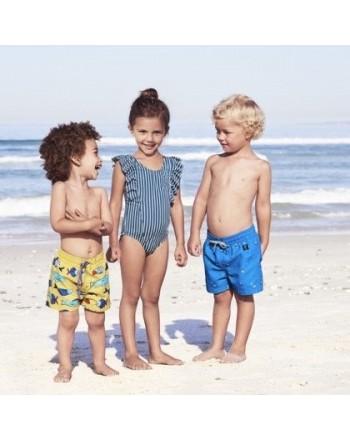 New Trendy Boys' Swim Trunks