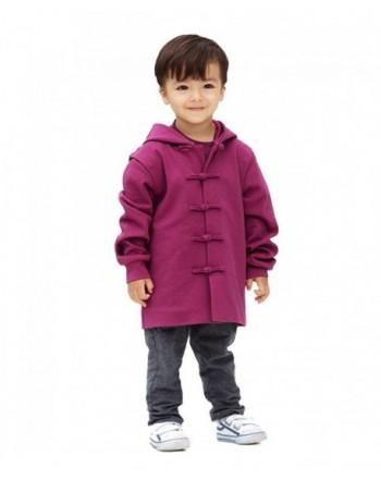 Husenji Childrens Chinese jacket hooded