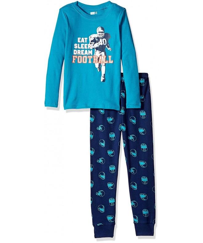 Crazy 2 Piece Sleeve Tight Pajama