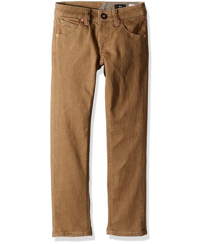 Volcom Big Boys 2x4 Jeans