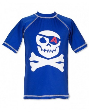 American Pirate Short Sleeve Shirts Protective