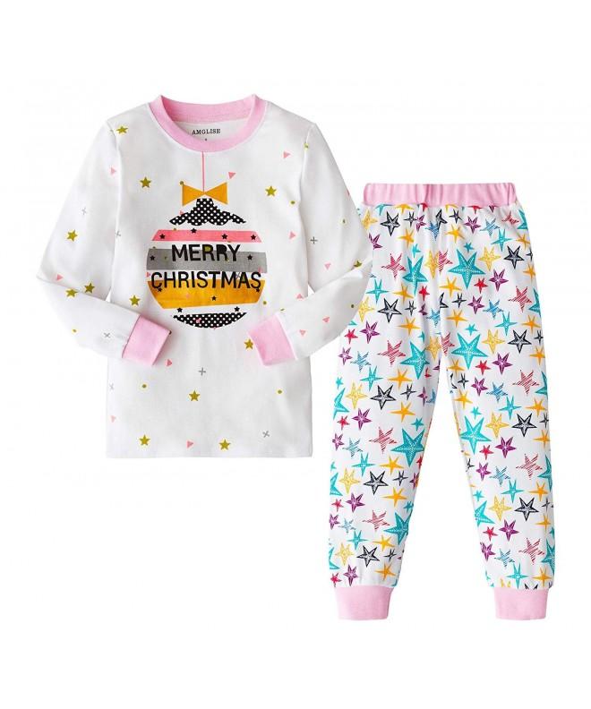 Toddler Christmas Pajamas.Christmas Pajamas Set Santa Claus Cotton Pajamas For Boys Girls Kids Pjs Toddler Sleepwear Christmas Balls Cr18isxylkx