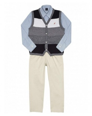 Nautica Toddler Three Piece Sweater