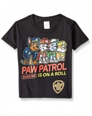 Paw Patrol Little Sleeve Tshirt