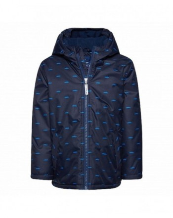 TAYLOR HOODED JACKET DESIGN FLEECE
