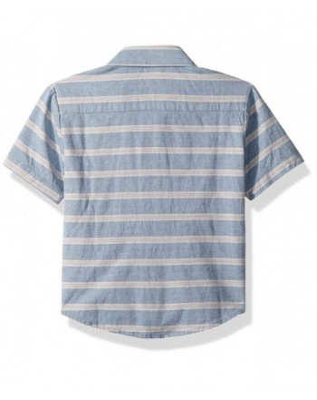 Latest Boys' Button-Down Shirts