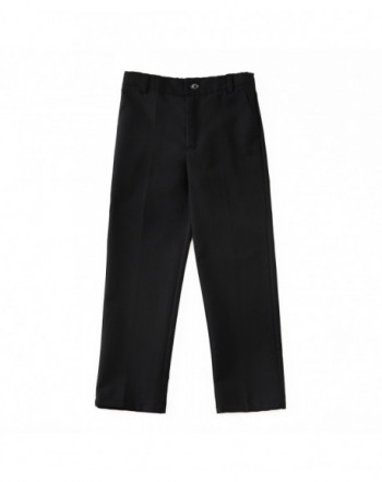 Yuanlu Front Dress Pants Adjustable