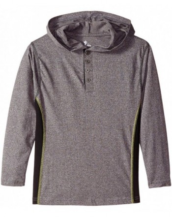 American Hawk Boys Hooded Pullover