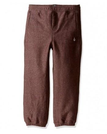 Volcom Boys Static Fleece Pant