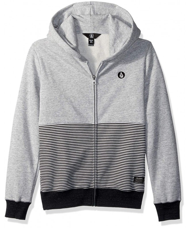 Volcom Threezy Basic Hooded Fleece