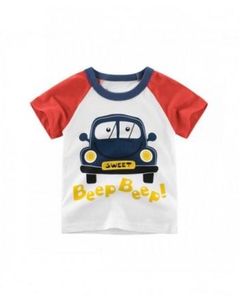 Dan Ching Toddler Shirts Raglan